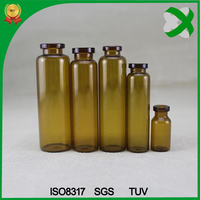 Chemical/medicine glass glutathione vial made in China