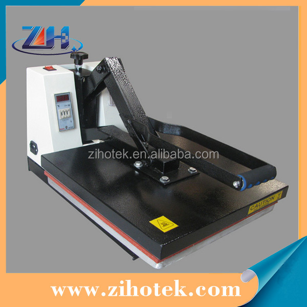 Hot Cheap t shirt heat press machine CE approved factory provide