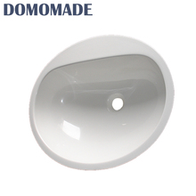 High hardness lustrous cheap wholesale sink lustrous artificial stone round art cam lavabo