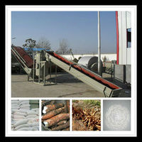 Easy Operate Stainess Steel Cassava Starch Grating Machine