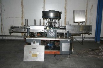 Krones Labelling Machine