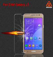 For Samsung Galaxy J3 tempered Glass Screen protector 9H 0.3MM 2.5D made in China factory
