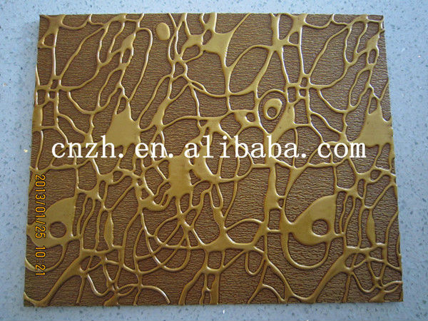 See larger image 3d textured wall panels,3d wall deco panels,3d embossed wall panel for lobby and TV background decoration