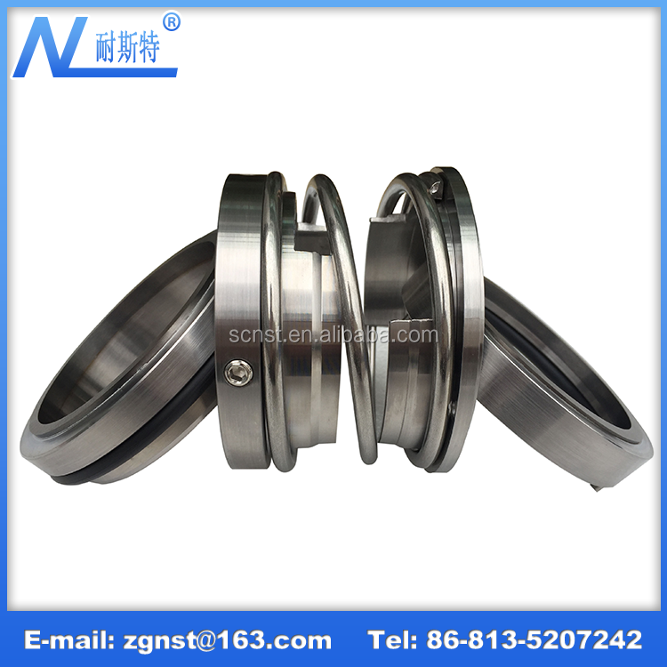 Sichuan NaiSiTe- ZU44 series standard mechanical seal for water oil industry