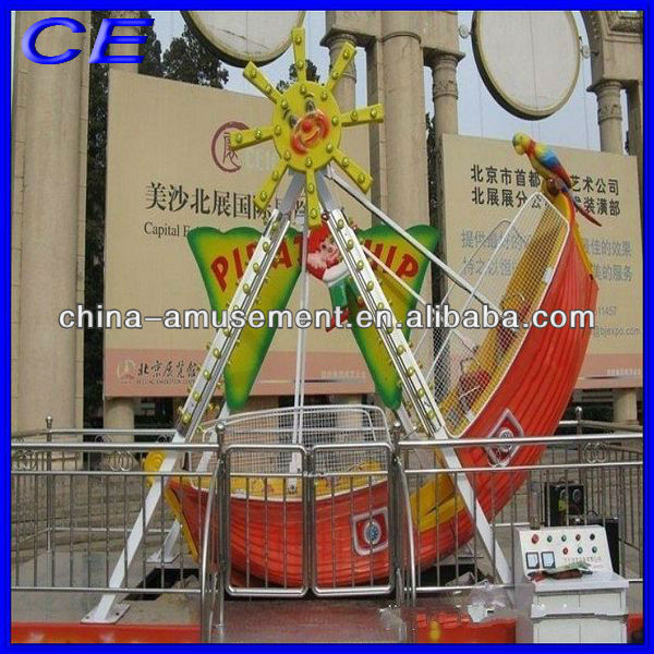 Theme park amusement ride pirate ship for sale