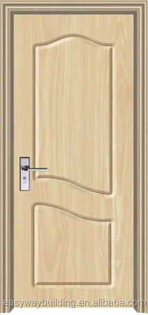 Cheap mdf wooden semi solid cheap hollow core interior for Solid core flush door price