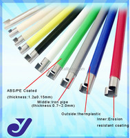 JY-4000|Color Coated Aluminum Pipes Manufacturers