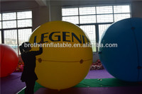 Free printing Inflatable Advertising Products large helium balloons