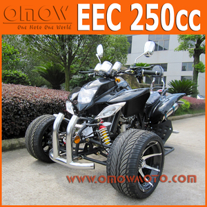 EEC 250cc Road Legal Racing Trike