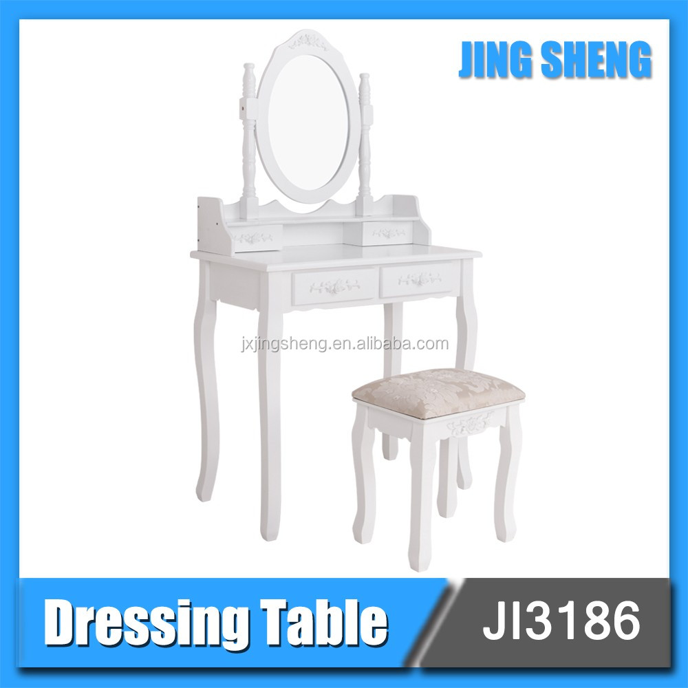home furniture MDF makeup vanity table wholesale dressing table price