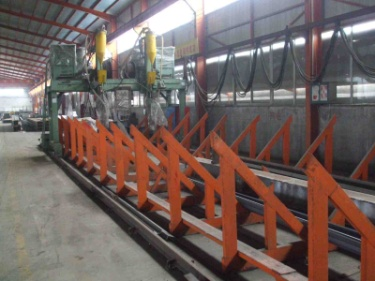 Automatic Welding-Steel Structure Building