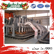 180KA Good Quality Carbon Steel Electrolysis Superstructure for Smelter