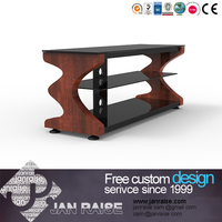 Universal modern cheap living room furniture mdf outdoor tv stand