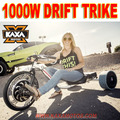 Racing Electric Drift Trike 1000w