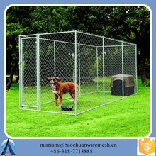 China factory large steel dog house