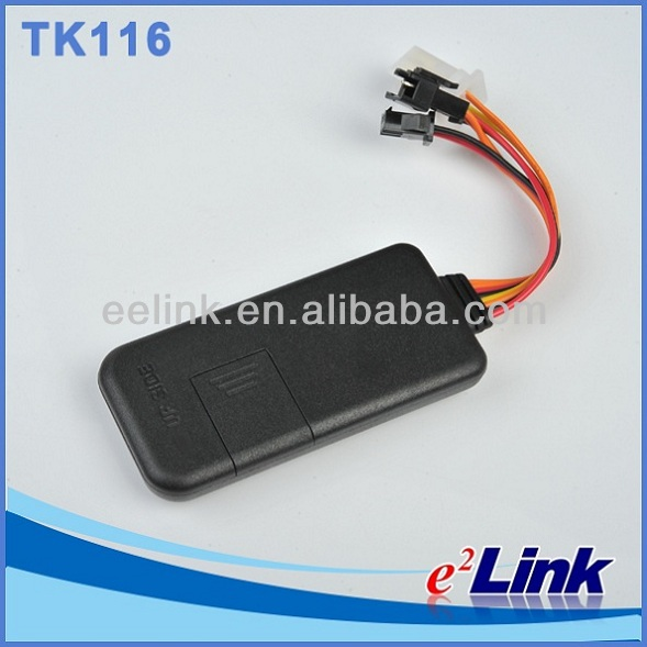 GPS Car Tracker with GPRS and Vehicle Theft Protection TK116