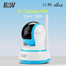 720P Wifi Intelligent Pan & Tilt IP Camera Alarm, IP Camera Home & Business Gift, Security IP Camera Alarm
