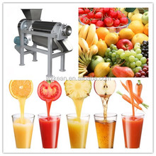 industrial grape screw juicer