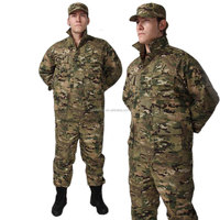 high quality good price BDU CP Multicam Twill Military uniform