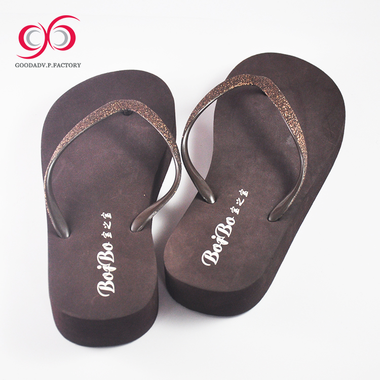 GOODADV Supply pvc slipper flip flops strap/slipper eva