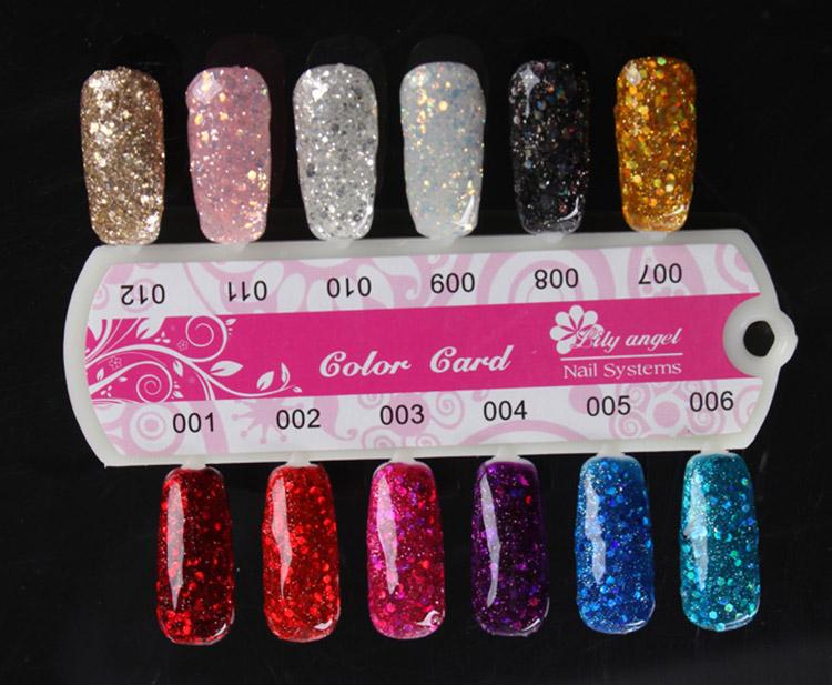 Lilyangel Nail art uv gel lacquer soak off gel paint for nails, View ...