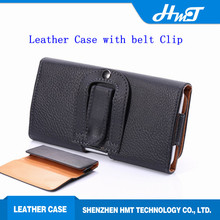 Leather belt clip holster case for Iphone 6 6S