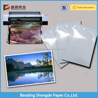 230gsm 3R Factory High glossy inkjet photo paper