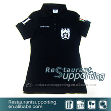 Wholesale Waiter / Waitress Sport T-Shirt Uniform