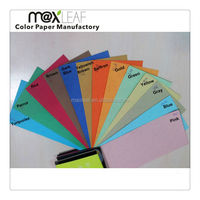 135gsm A4 colour embossed paper for handmake