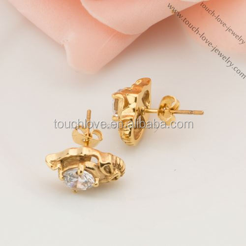 fashion earrings in stock studs and boys earrings for boys