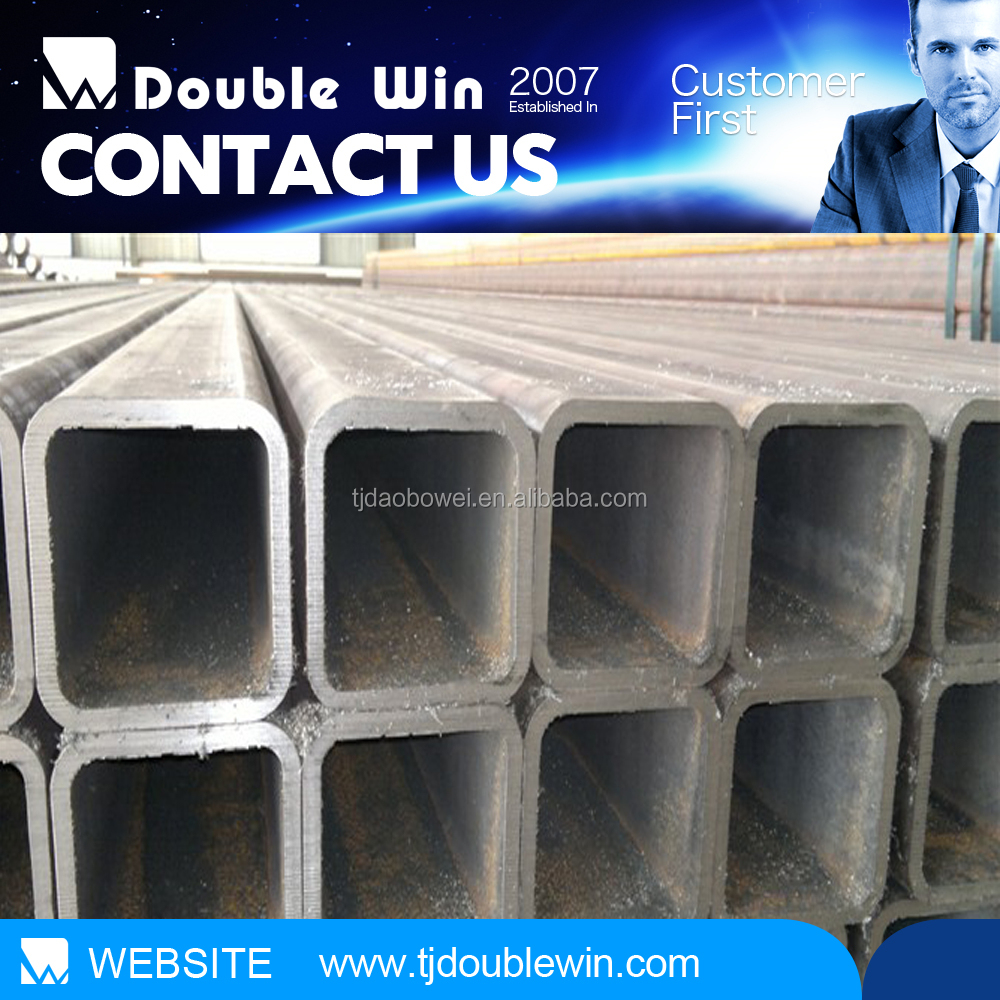 carbon steel pipe price list/furniture rectangular welding square steel/weld steel pipe
