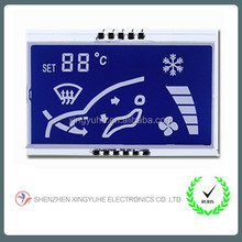 custom transparent lcd panel for medical equipments