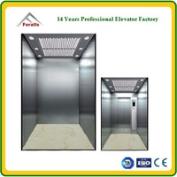 Foralls Elevator Lift with Good Price & Quality & After-sale Service / CE Approved / ISO9001 Standard