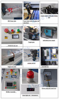 China Professional factory supply laser cutting machine for sale/laser cutting machine spare parts