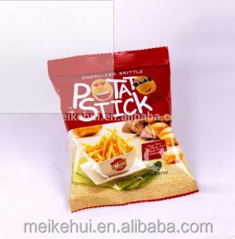 100g Small Packaging Snack for Potato Stick French Fries