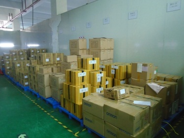 Packaging into warehouse