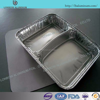 Round 8011 Aluminium Container Foil For Food