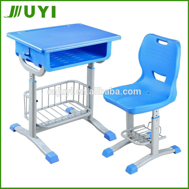 primary school desk and chair modern university school furniture for wholesales JY-S101
