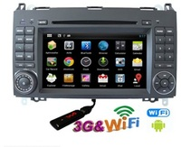 GPS Mercedes PURE Android 4.2.2 Mercedes Classe AB Multimediale ST7682GDA