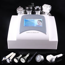 ALLRUICH Cavitation vacuum cold and hot hammer Weight Loss Skin Rejuvenation multi-functional beauty machine