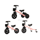 Factory Ride on car metal child tricycle,3 functions-baby tricycle/baby balance bike/baby glide bike