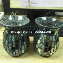 Factory wholesale best-selling wholesale mosaic glass flower vases