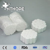 Hospital materials disposable products medical surgical consumables dental cotton roll