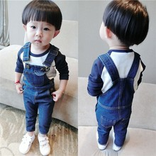 Girls Short Legs Overalls Pants Bulk Buy Child Clothes From China