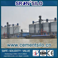 500-7000ton cement silos for cement mill
