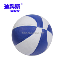 Cheap Printed Rubber Basketball/Hot Sale Promotional Rubber Basketball