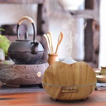 High Qulity mist maker 24V essential oil diffuser wood for business