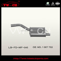 Auto parts/auto engine/car exhaust pipe
