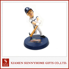 New Arrival Custom Shape Baseball Handsome Dodgers Bobbleheads