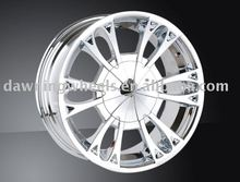 chrome alloy wheels 20 inch Model 615 - Dawning Motorsport